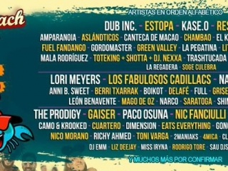 Weekend Beach Festival Torre del Mar