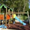 Zona infantil camping Laguna Playa