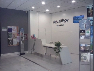 Punto de información turística de Vélez-Málaga
