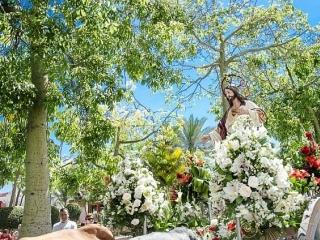 Romería de Almayate (Almayate pilgrimage)