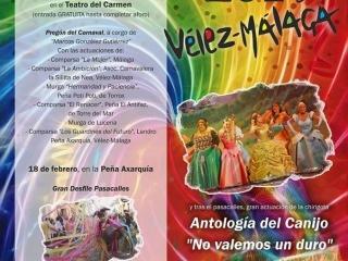 Carnaval Vélez-Málaga 2017