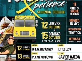El Foodtrucks Experience Vuelve a Vélez-Málaga