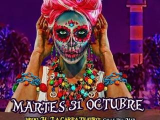 Halloween en el Municipio veleño ¡ya está aquí!
