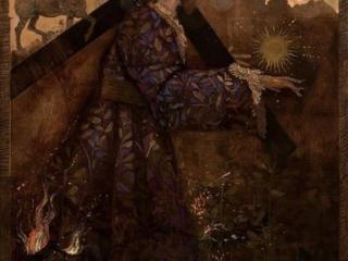 Vélez-Málaga presenta el cartel de la Semana Santa, una obra del cordobés Jesús Zurita