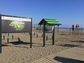 Playas Deportivas