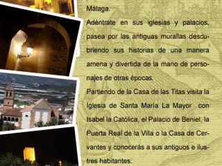 Recorridos Teatralizados por Vélez-Málaga