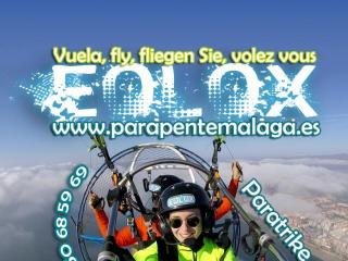 Escuela Parapente Paramotor Eolox