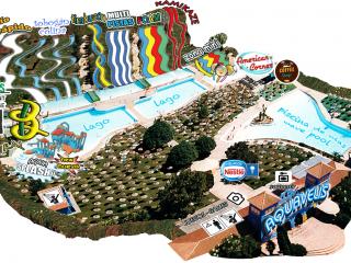 Parque actuático Aquavelis Torre del Mar