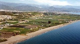 Strand von Almayate