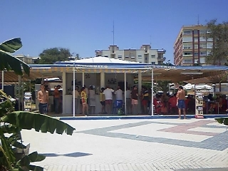 Chiringuito boquerón (Beach restaurant)
