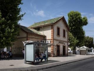 Antigua Estación de Ferrocarril (Estación de Autobuses de Torre del Mar)