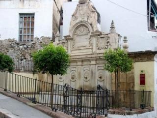 Ferdinand VI Fountain