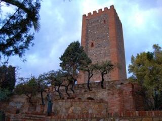 Fortaleza o Alcazaba