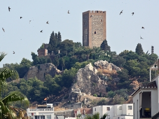 The citadel or fortress